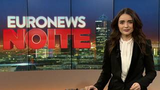As notícias desta quinta-feira com a apresentação de Patrícia Tavares