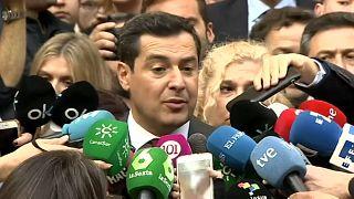 Andalusien: Rechtspartei Vox verhilft neuem Präsidenten ins Amt