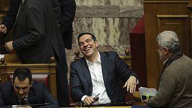 Grèce : Alexis Tsipras sauve son poste de justesse