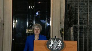 """Theresa May apuesta por el """"trabajo en equipo"""" como única vía para sacar adelante el Brexit"""