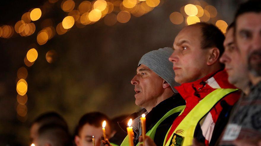 Politischer Mord? - Gedenkmarsch für Politiker in Serbien