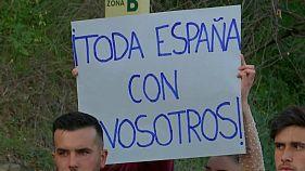 Il y a 4 jours que Julen est coincé dans un puits, les Espagnols solidaires