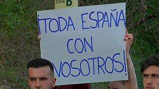 چهار روز عملیات برای نجات کودک اسپانیایی از چاه