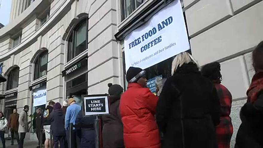 USA: sztár séf főz ingyen a fizetés nélkül dolgozóknak