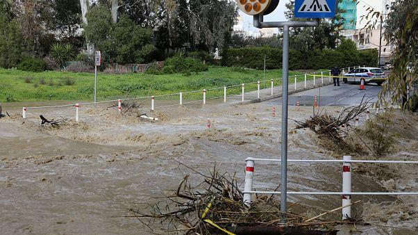 Κύπρος: Ποιοι δρόμοι είναι κλειστοί λόγω καιρού