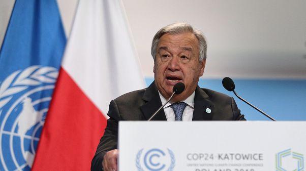 ENSZ-főtitkár: tanulni kellene az elmúlt évszázad eseményeiből