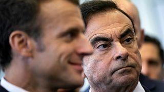 L'Etat français lâche Carlos Ghosn