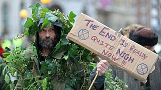 We are 'sleepwalking into catastrophe' over environmental risks, says World Economic Forum survey