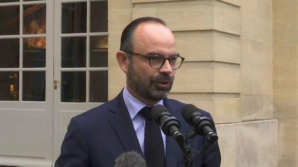 Edouard Philippe, Premier ministre français