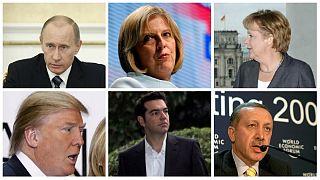 چالش عکس ده سال پیش؛ رهبران جهان چقدر تغییر کرده اند؟