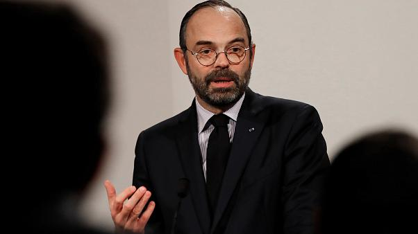 French Prime Minister Edouard Philippe on January 9, 2019.