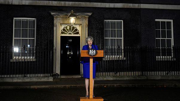 El Gobierno británico trabaja en un 'plan B' para el Brexit