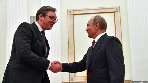 AB ile Rusya'nın Sırbistan satrancı: Putin Belgrad'da 20 anlaşma masada