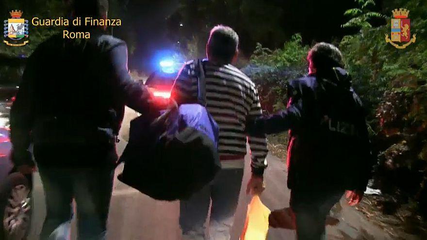 Sei arresti a Latina per riduzione in schiavitù