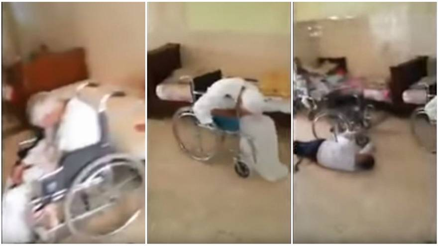 الجزائر: فيديو يظهر الوضع الكارثي لدار مسنين يثير السخط على مواقع التواصل