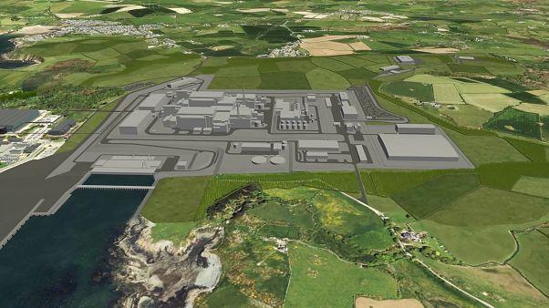 Hitachi отказалась от строительства АЭС в Уэльсе