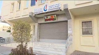 La Tunisie paralysée par une grève générale