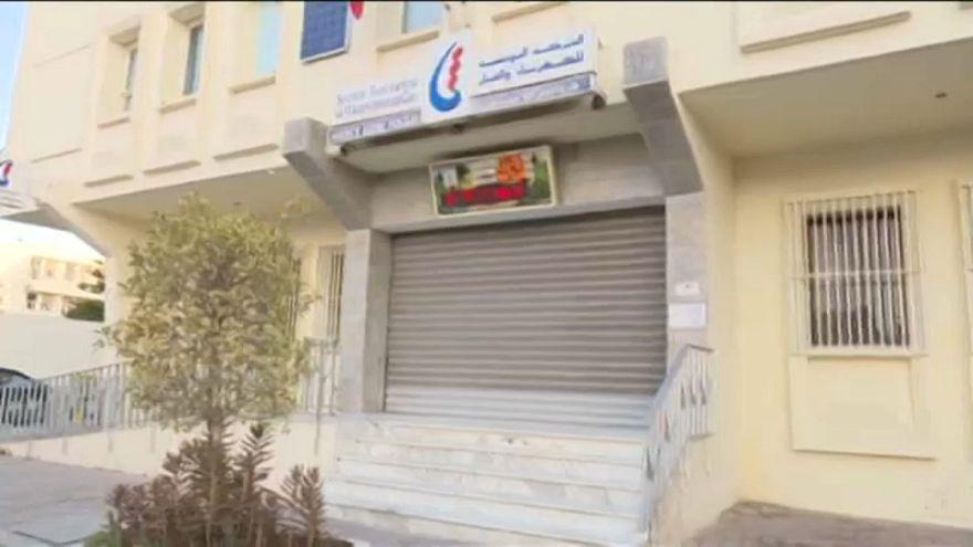 La huelga de la función pública paraliza Túnez