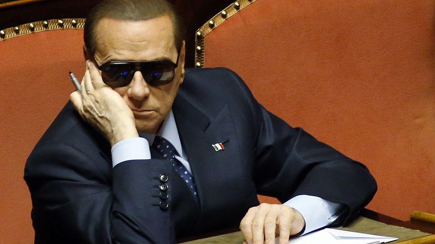"Silvio Berlusconi ""candidat"" aux européennes"