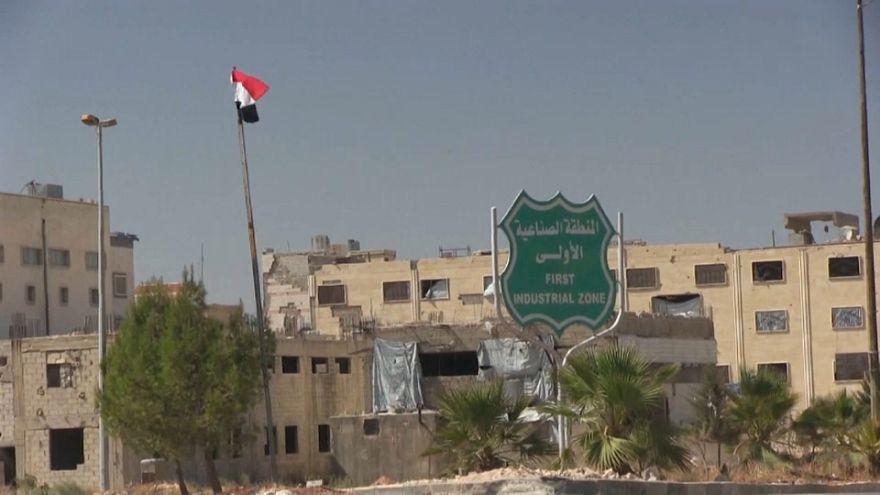 شاهد: حلب تعيد فتح مصانعها وتبعث الاستثمارات الصناعية من جديد