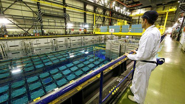 Tensión en la central nuclear de Lituania