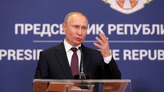 Putin: Kosova kendi ordusunu kurmakla Balkanların istikrarına zarar veriyor