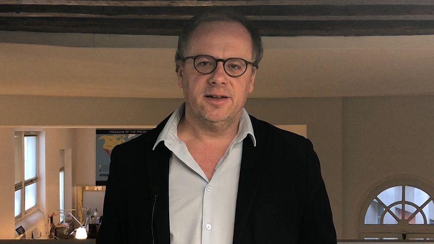 'Türk gazetecilerin meslektaşlarının hapsedilmesini meşru görmesi sapkınlık' - RSF Genel Sekreteri