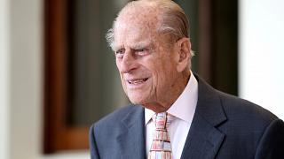 UK's Prince Philip 'voluntarily surrenders' driving licence after crash