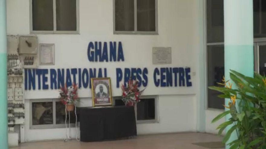 Lelőtték a ghánai focibotrányt kirobbantó oknyomozó újságírót