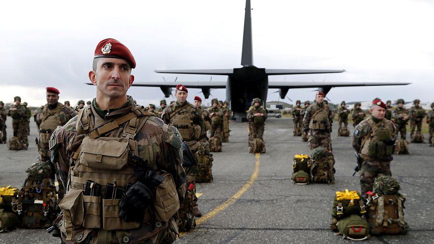 فرانسه در سوریه به دنبال چیست؟