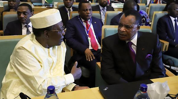 In rare move, African Union calls on Congo to delay release of final vote
