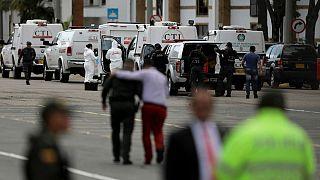 کلمبیا؛ انفجار خودروی بمبگذاری شده ۲۱ کشته برجای گذاشت