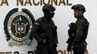 Rendőrakadémián robbantott egy kolumbiai gerilla – rengeteg halott