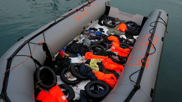 Según ACNUR, seis personas fallecieron cada día en 2018 al cruzar el Mediterráneo