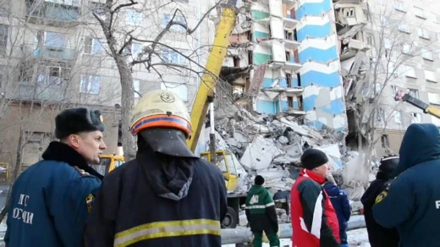 ИГИЛ причастна к взрыву в Магнитогорске?