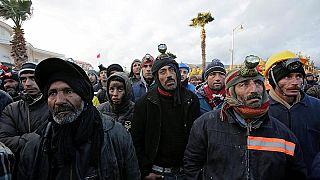 """بعد سنة من اندلاع الاحتجاجات.. القضاء المغربي يحكم بسجن 18 من ناشطي حراك """"جرادة"""""""