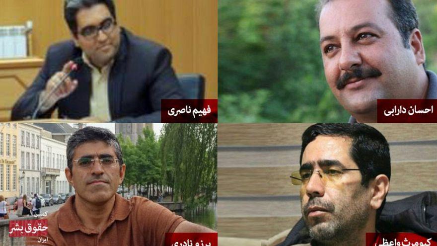 احضار و دستگیری چند عضو ستاد انتخاباتی روحانی در کرمانشاه