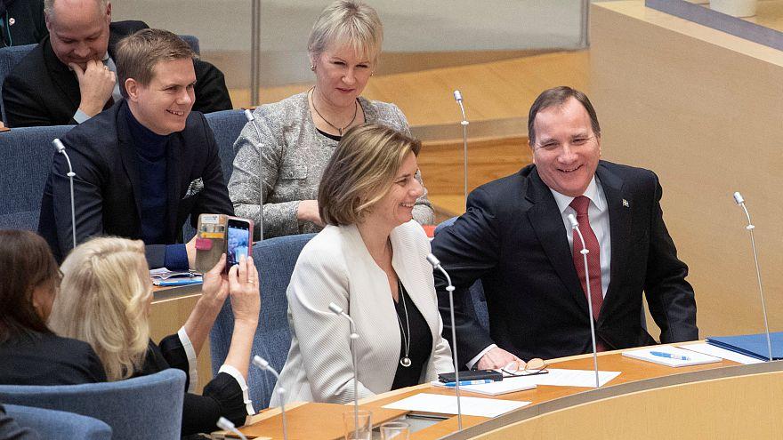 Véget ért a svéd kormányválság