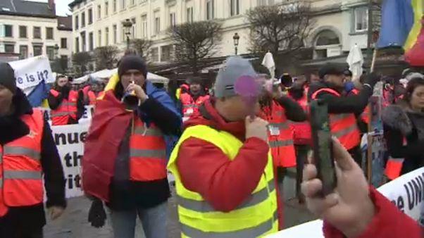 AB'nin yeni dönem başkanı Romanya'da halk, yolsuzluk ve rüşvete karşı artık daha duyarlı