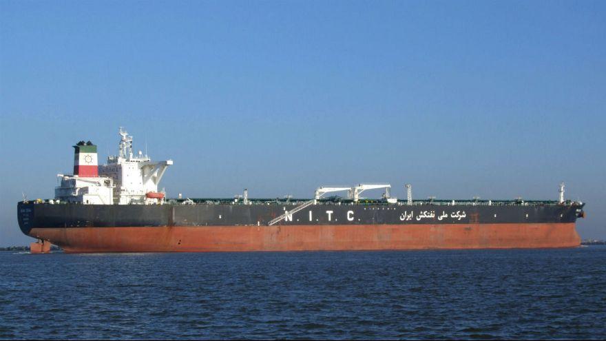 صادرات نفت ایران در دوران تحریم