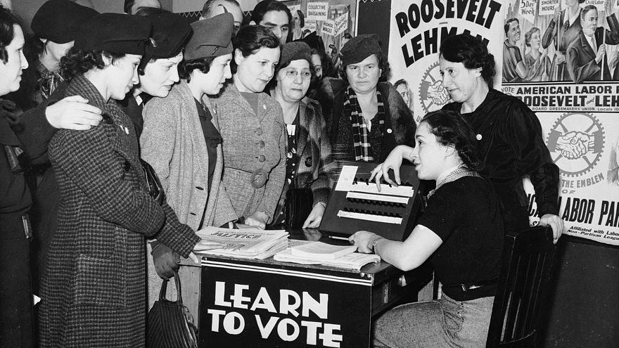 Türkiye'de kadınlar ilk kez 1934'te oy verdi, Avrupa'da durum ne?