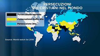 245 milioni di cristiani perseguitati nel mondo