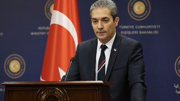 Ακσόι: «Το Κυπριακό να λυθεί με βάση την παρούσα πραγματικότητα»