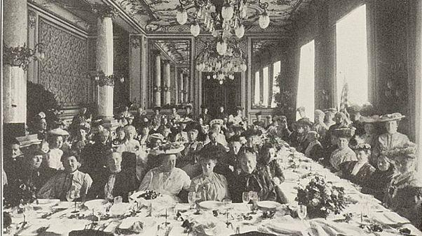 دومین کنفرانس زنان فعال برای کسب حق رای در برلین در سال ۱۹۰۴
