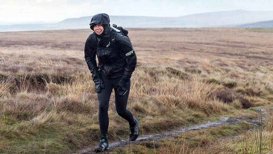 British ultrarunner Jasmin Paris becomes first woman to win 431km race along the Pennine Way