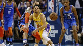 NBA: két vendéggyőzelem