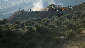El papel clave de los mineros asturianos en el rescate de Julen del pozo
