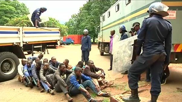 الأمم المتحدة تدعو زيمبابوي للتوقف عن قمع المتظاهرين واستخدام الذخائر الحية