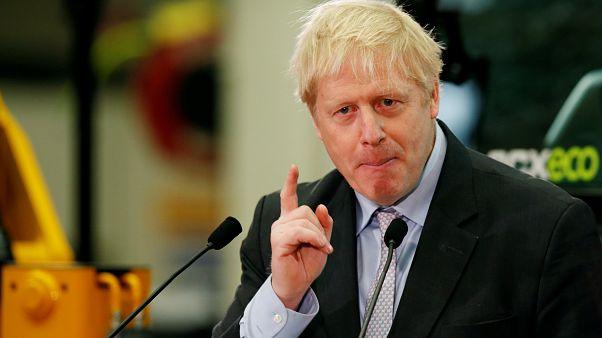 Boris Johnson acredita em concessões de Bruxelas