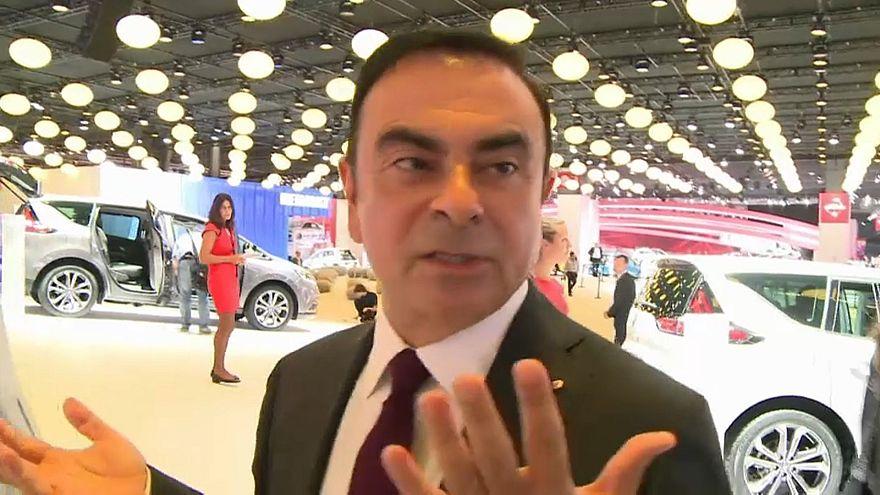Auto-Chef Ghosn muss weiter brummen